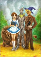 Harry Potter: Happy Halloween by daekazu on deviantART