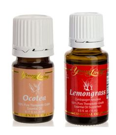 I like this Pure Well being Cures: Ocotea and Lemongrass Important Oils