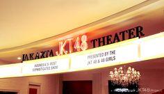 JKT48 THEATER ini terletak Di salah satu Mall ternama di jakarta