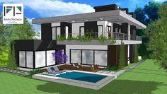 Mansions, House Styles, Design, Home Decor, Facades, Houses, Luxury Houses, Interior Design, Design Comics