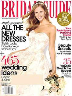 Bridal Guide - Save on magazine subscription!