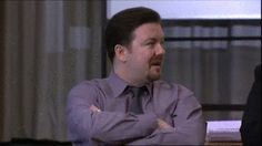 David Brent - Interlocking Fingers Created at yt2gif.com - Imgur