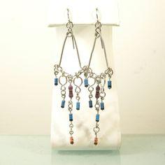 Make Chandelier Earrings - London Jewellery School - Jewellery