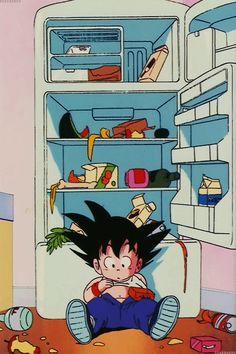goku from dragon ball Kid Goku, Dragon Ball Z Shirt, Dragon Ball Gt, Fanarts Anime, Manga Anime, Manga Girl, Death Note, Animes Wallpapers, Oeuvre D'art