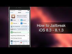 How to Jailbreak iOS 8.3 using TaiG 2.x