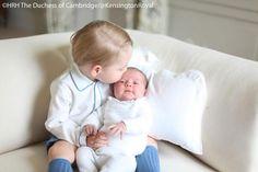 Embedded image Prince George and Princess Charlotte