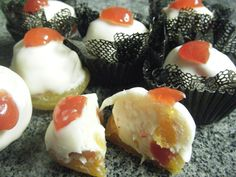 chocolate (cherry and apricot)
