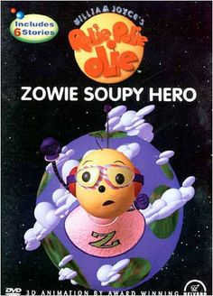 Rolie Polie Olie - Zowie Soupy Hero DVD Movie Movie Gifs, Movie Tv, Bones Actors, Baby Signing Time, Baby Bot, Kid Movies, Children Movies, Space Boy