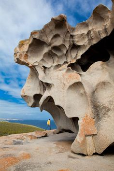 Kangaroo Island, South Australia covers an area of sq. and is the third largest island off the coast of mainland Australia. South Australia, Australia Travel, Western Australia, Darwin Australia, Coast Australia, Melbourne Australia, Kangaroo Island, All Nature, Amazing Nature