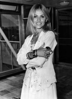 BRITT EKLAND    Swedish actress Britt Ekland is best known as for her role as Bond girl Mary Goodnight in the 1974 film, The Man With the Golden Gun. Her turbulent love life in the 70s and 80s further heightened her fame, with lovers Peter Sellers, record producer Lou Adler, Rod Stewart and Girl frontman Phil Lewis securing her status as an icon.