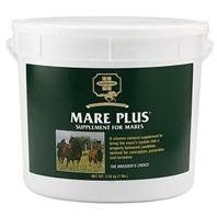 MARE PLUS SUPPLEMENT FOR MARES, Size: 7 POUND (Catalog Category: Equine Supplements:SUPPLEMENTS) by FARNAM COMPANIES INC. $57.05. Mare plus helps build and condition mares to meet the demands of pregnancy. It keeps mares in peak condition during gestation, foaling and lactation. Start feeding mare plus to broodmares 90 days before conception and keep feeding it year round. Feed one ounce of mare plus twice daily with the feed - once in the morning and again in the evening...