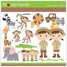 safari-kids