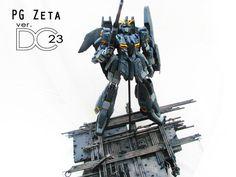 custom PG Zeta Gundam verDC23 サブ画像5