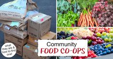 Looking for a great source of high-quality food? Consider joining a community food co-op! Here's everything you need to know about them -- what they are and how to find one in your area. #food #foodcoop #communityfoodcoop #bulkfood #buyinbulk Gaps Diet Recipes, Healthy Recipes, Bulk Food, A Food, Dried Beans, Baking Supplies, Best Breakfast, Dairy Free, Clean Eating