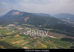 #Flightseeing #Tour #Carinthia #Dobratsch #Freight #Station #Fürnitz @alamy #alamy #ktr15 @carinzia #nature #landscape #hiking #summer #spring #season #austria #vacation #holidays #travel #sightseeing #leisure #mountains #bluesky #beautiful #active #sport #view #viewpoint #stock #photo