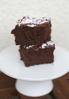 beetroot brownies Brownie Rote Beete Rüben Schokolade