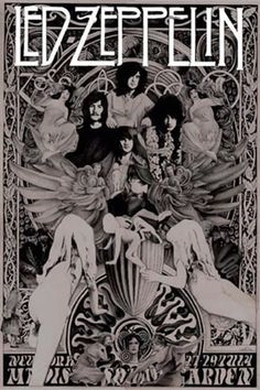 Led Zeppelin by ~Steve Harradine