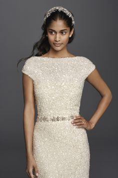 Affordable Jenny Packham Dresses: Jenny Packham Wonder Coming To David's Bridal | News | Grazia Daily