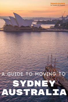 Tips and recommendations for moving to Sydney, Australia; everything you need to know! | Blog by Travel Dudes: Community for Travelers, by Travelers!