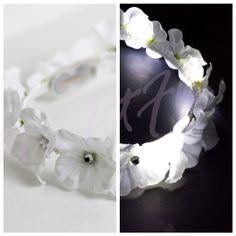 Heavenly White NightFlo. Get yours at www.nightflo.com!