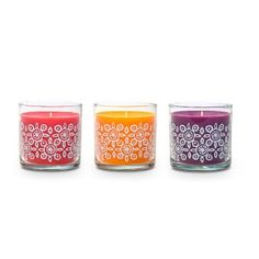 It's U-pick time! Enjoy the juicy scents of Wild Strawberry, Juicy Clementine and Fig Tree. one of each fragrance. Burn time: hours each. Glass Jars, Candle Jars, Candle Holders, Our Own Candle Company, Pots, Candle Picture, Star Candle, Tree Shop, Wild Strawberries