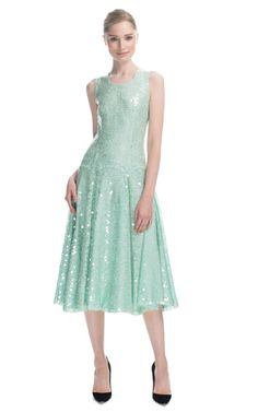 Lorry Newhouse Shimmering Sequin Dress