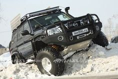 Patrol rules Best 4x4 Cars, Nissan Patrol Y61, Patrol Gr, Toyota Land Cruiser, Cars Motorcycles, Offroad, Cool Cars, Jeep, Safari