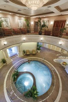 Voted the best spa in Maui by Maui Time Weekly, make sure to visit the Grand Wailea's spa for an award winning treatment.