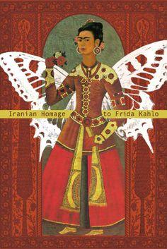 Parisa Tashakori, homenaje Frida
