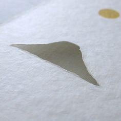 西島和紙工房 富士山ポストカード SUN & MOON 1枚入 - WACCA ONLINESHOP