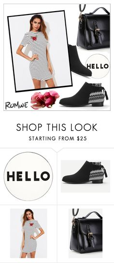 """""""Romwe 10/29"""" by goldenhour ❤ liked on Polyvore featuring Lisa Perry"""