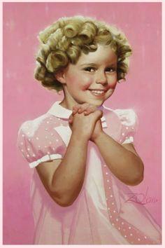 Sweet Shirley Temple