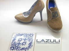 Lazuli - Portuguese shoe brand inspired by Portuguese tiles