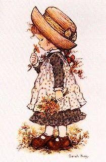 Immagini Sara Kay e Holly Hobbie Sarah Key, Holly Hobbie, Hobbies For Women, Sara Key Imagenes, Mary May, Illustrations Vintage, Australian Artists, Cute Illustration, Childhood