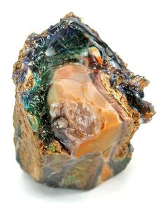 Nevada Wood Opal