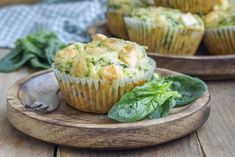Find Snack Muffins Spinach Feta Cheese On stock images in HD and millions of other royalty-free stock photos, illustrations and vectors in the Shutterstock collection. Savory Muffins, Healthy Muffins, Protein Muffins, Egg Muffins, Spinach And Feta Muffins, Spinach Protein, Baby Spinach, Quiche Cups, Dairy Free Pancakes