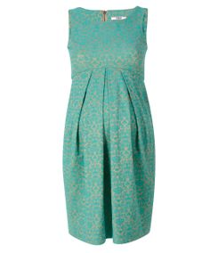 Jacquard Pleated Shift Dress - Dresses   Skirts   Tunics - Mamas & Papas £55