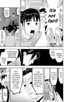 Liar Game 7: Game II at MangaFox.me