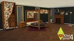 Alive bedroom set at Kiwi Sims 4