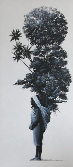 by Pedro Ruiz Sierra Nevada, Colombian Art, Hispanic Art, Photomontage, Illustrations, Art For Sale, Contemporary Art, Street Art, Artwork