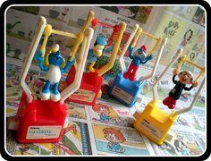 trapeze toys