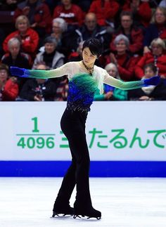 SkateCanada2016 FS Yuzuru Hanyu