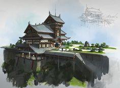 design demo, lok du on ArtStation at https://www.artstation.com/artwork/21Y1A