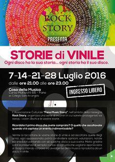 Storie di Vinile il 14 luglio il secondo incontro alla Casa della Musica