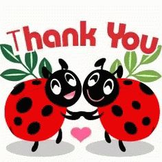The perfect ThankYou Ladybug Animated Animated GIF for your conversation. Discover and Share the best GIFs on Tenor. Thank You Phrases, Thank You Gifs, Thank You Images, Thank You Quotes, Thank You Cards, Thanks Gif, Hello Quotes, Happy Birthday Wishes Photos, Thank You Greetings
