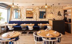 Restaurants, Conference Room, Table, Furniture, Home Decor, Decoration Home, Room Decor, Restaurant, Tables