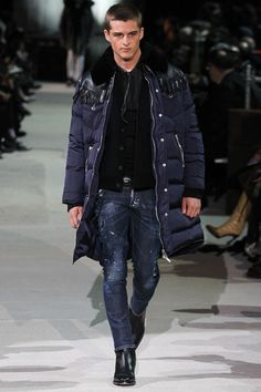 Dsquared² Fall 2015 Menswear - Collection - Gallery - Style.com