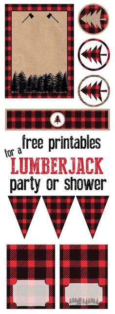 Lumberjack party or