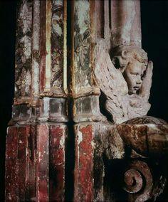 Andres Serrano - The Church (St. Severin II) (1991).