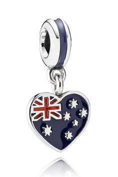 Pandora Australia charm